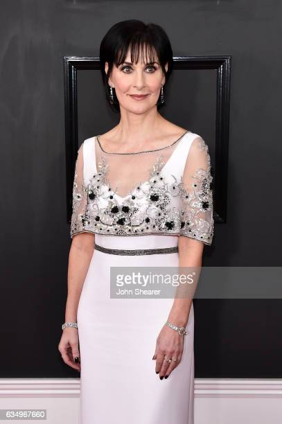 Recording artist Enya attends The 59th GRAMMY Awards at STAPLES Center on February 12 2017 in Los Angeles California