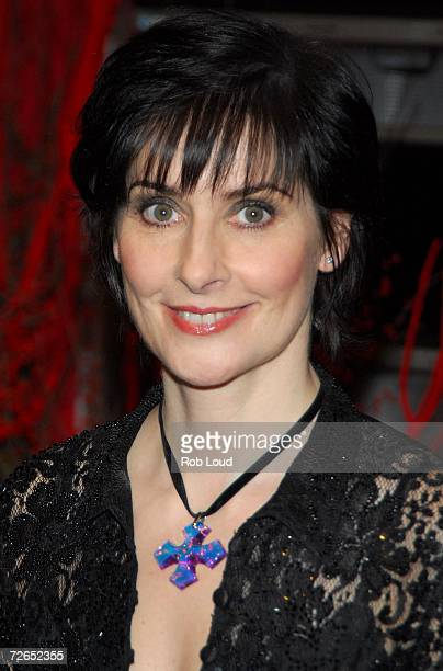 Recording artist Enya signs her holiday CD at the NBC Experience Store on November 27 2006 in New York City