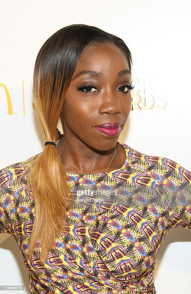 Recording artist <a gi-track='captionPersonalityLinkClicked' href=/galleries/search?phrase=Estelle+-+Singer&family=editorial&specificpeople=206205 ng-click='$event.stopPropagation()'>Estelle</a> attends the 2013 365 Black Awards at the Ernest N. Morial Convention Center on July 6, 2013 in New Orleans, Louisiana.