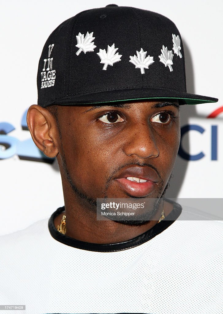 Recording artist Fabolous attends 'The Smurfs 2' New York Blue Carpet Screening at Lighthouse International Theater on July 28, 2013 in New York City.