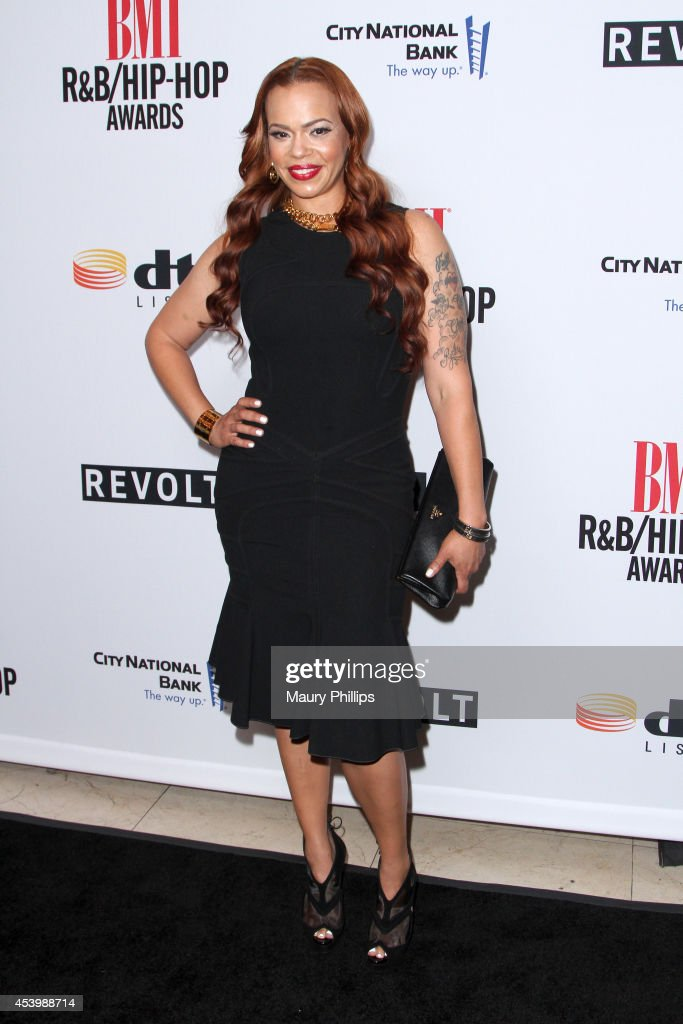 Recording artist <a gi-track='captionPersonalityLinkClicked' href=/galleries/search?phrase=Faith+Evans&family=editorial&specificpeople=203286 ng-click='$event.stopPropagation()'>Faith Evans</a> attends the 2014 BMI R&B/Hip-Hop Awards at the Pantages Theatre on August 22, 2014 in Hollywood, California.