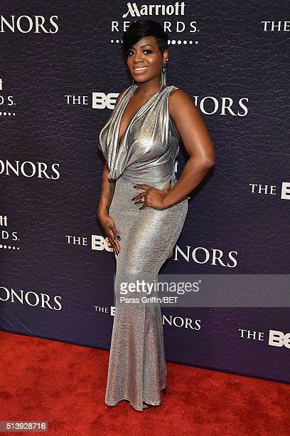 Recording artist Fantasia attends the BET Honors 2016 at Warner Theatre on March 5 2016 in Washington DC