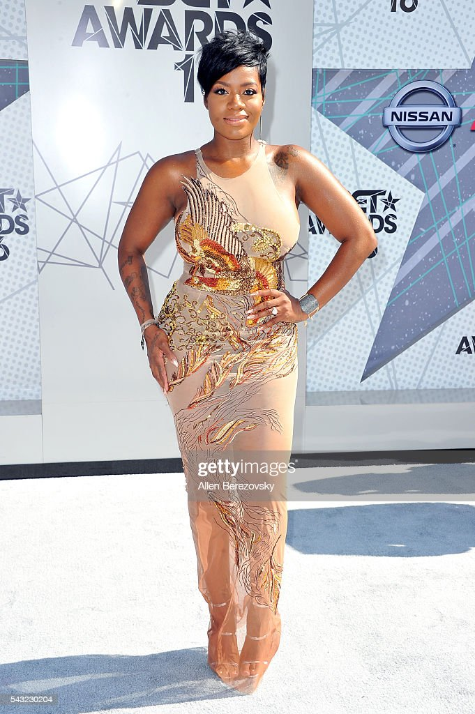 Recording artist <a gi-track='captionPersonalityLinkClicked' href=/galleries/search?phrase=Fantasia+Barrino&family=editorial&specificpeople=171386 ng-click='$event.stopPropagation()'>Fantasia Barrino</a> attends the 2016 BET Awards at Microsoft Theater on June 26, 2016 in Los Angeles, California.