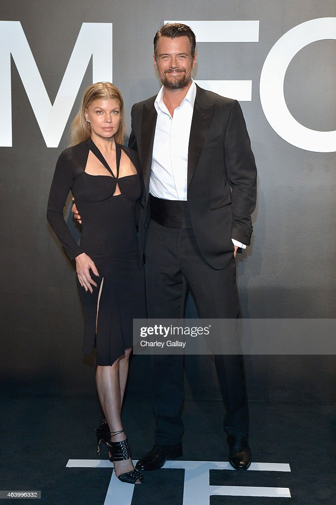 Tom Ford Presents His Autumn/Winter 2015 Womenswear Collection At Milk Studios In Los Angeles - Red Carpet