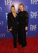Recording artist Fergie and Diane Sullivan Chairman Caleres attend the 76th Annual Two Ten Footwear Foundation dinner and awards on December 1 2015...