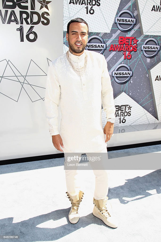 Recording Artist <a gi-track='captionPersonalityLinkClicked' href=/galleries/search?phrase=French+Montana&family=editorial&specificpeople=7131467 ng-click='$event.stopPropagation()'>French Montana</a> attends the Make A Wish VIP Experience at the 2016 BET Awards on June 26, 2016 in Los Angeles, California.