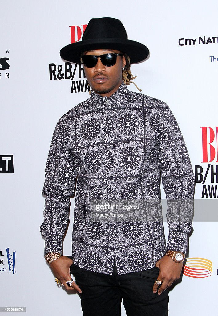 Recording artist Future attends the 2014 BMI R&B/Hip-Hop Awards at the Pantages Theatre on August 22, 2014 in Hollywood, California.