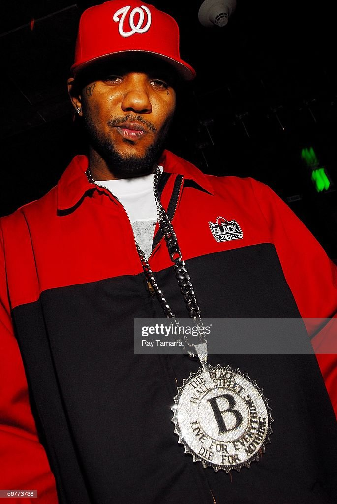 Recording artist Game attends BMI's PreGrammy Celebration Dinner at Boa February 6 2006 in Los Angeles