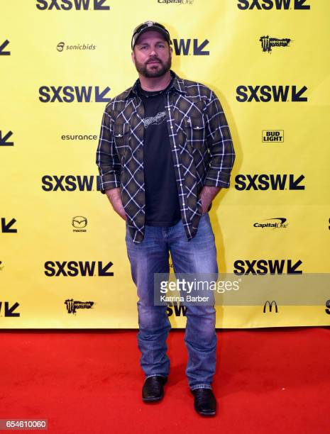 Recording artist Garth Brooks attends 'A Conversation With Garth Brooks and Steve Boom' during 2017 SXSW Conference and Festivals on March 17 2017 in...