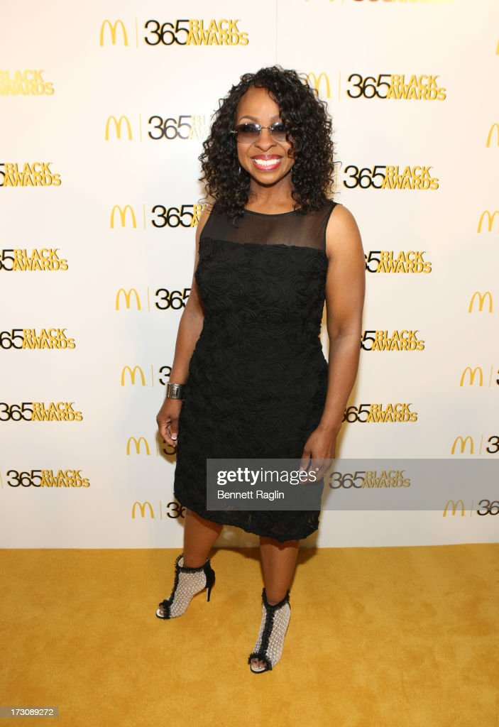 Recording artist Gladys Knight attends the 2013 365 Black Awards at the Ernest N. Morial Convention Center on July 6, 2013 in New Orleans, Louisiana.