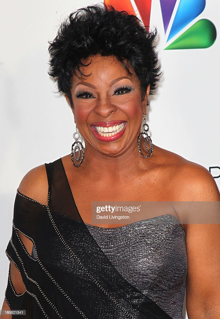 Recording artist Gladys Knight attends the 44th NAACP Image Awards at the Shrine Auditorium on February 1, 2013 in Los Angeles, California.