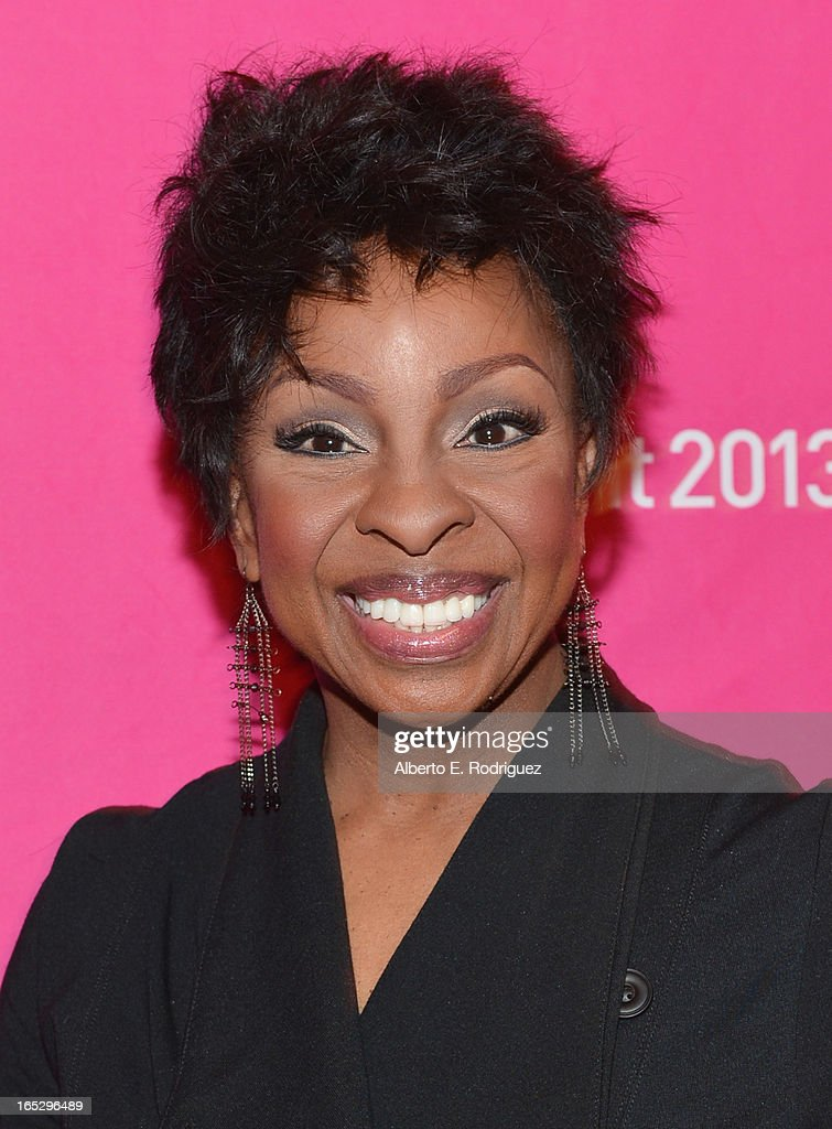 Recording artist Gladys Knight attends the BET Networks' 2013 Los Angeles Upfront at Montage Beverly Hills on April 2, 2013 in Beverly Hills, California.