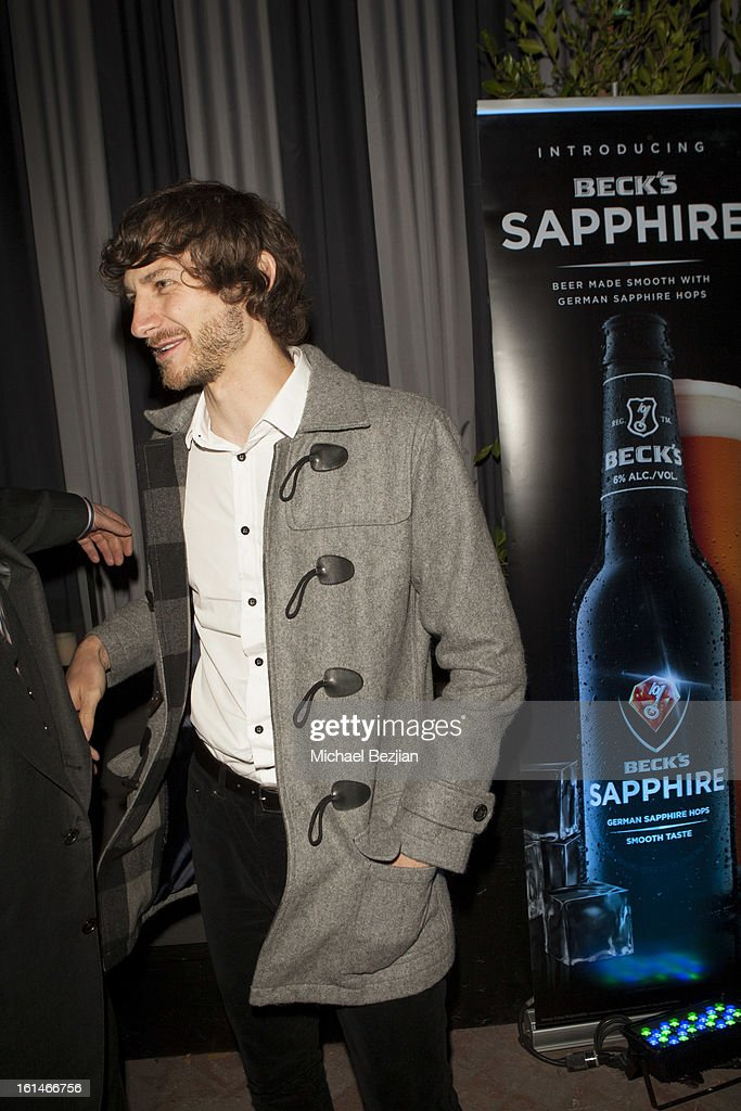 Recording Artist <a gi-track='captionPersonalityLinkClicked' href=/galleries/search?phrase=Gotye&family=editorial&specificpeople=4056440 ng-click='$event.stopPropagation()'>Gotye</a> attends Republic Records Post Grammy Party at The Emerson Theatre on February 10, 2013 in Hollywood, California.