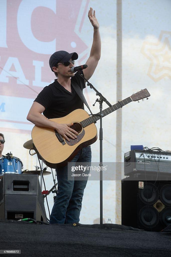 2015 CMA Festival - Kick-Off Concert
