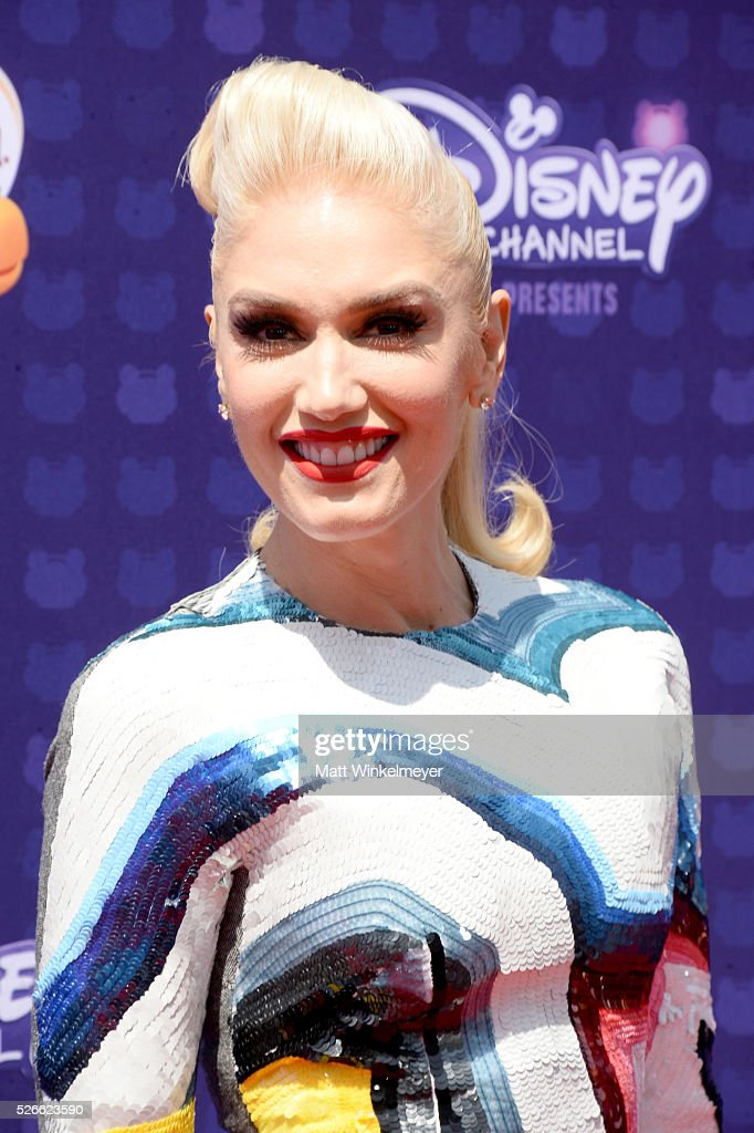 Recording artist Gwen Stefani attends the 2016 Radio Disney Music Awards at Microsoft Theater on April 30, 2016 in Los Angeles, California.