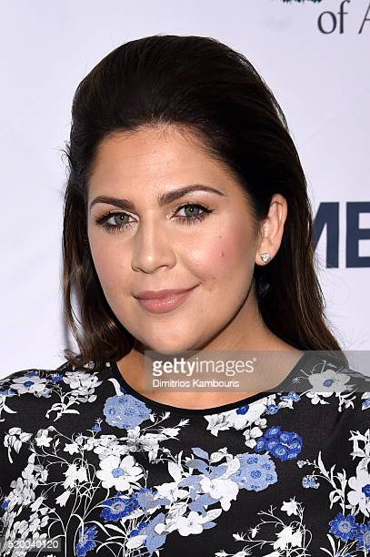 Recording Artist Hillary Scott attends Stand Up To Cancer's New York Standing Room Only presented by Entertainment Industry Foundation with donors...