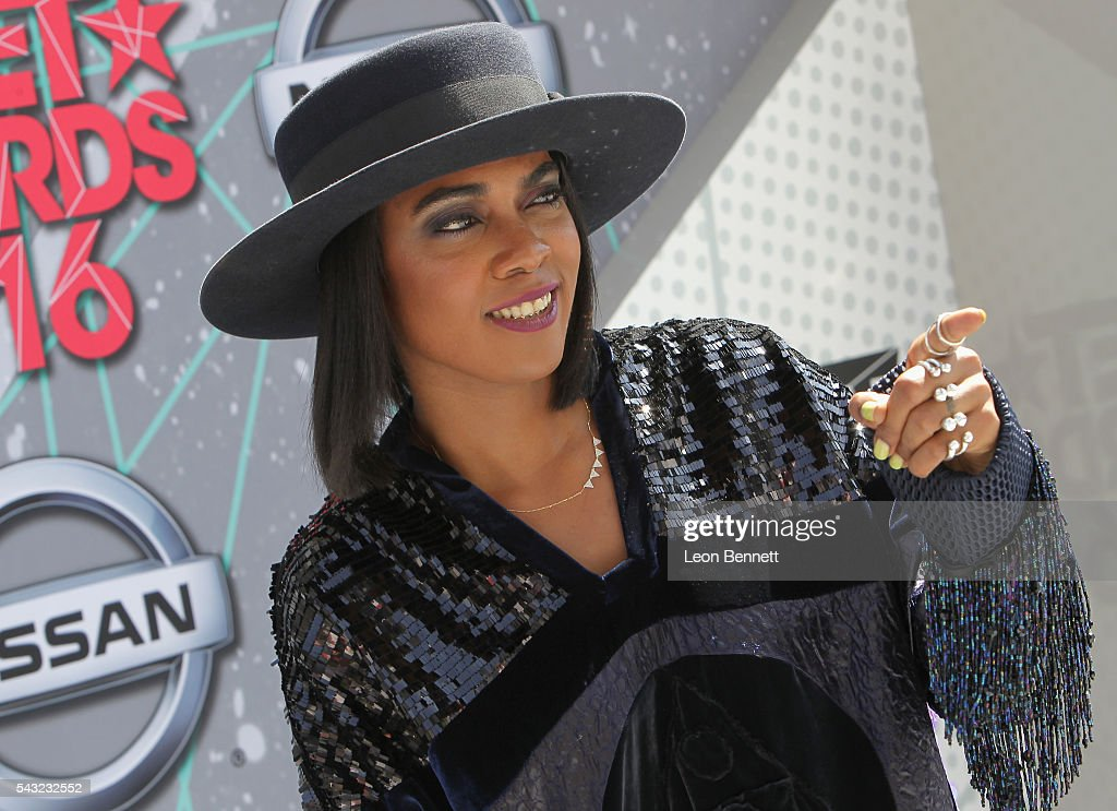 Recording artist Ingrid attends the Make A Wish VIP Experience at the 2016 BET Awards on June 26, 2016 in Los Angeles, California.