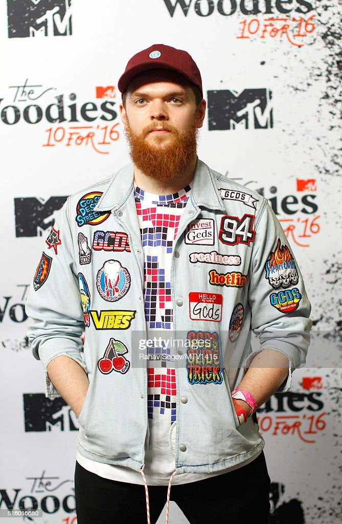 Recording artist Jack Garratt attends the 2016 MTV Woodies/10 For 16 on March 16, 2016 in Austin, Texas.