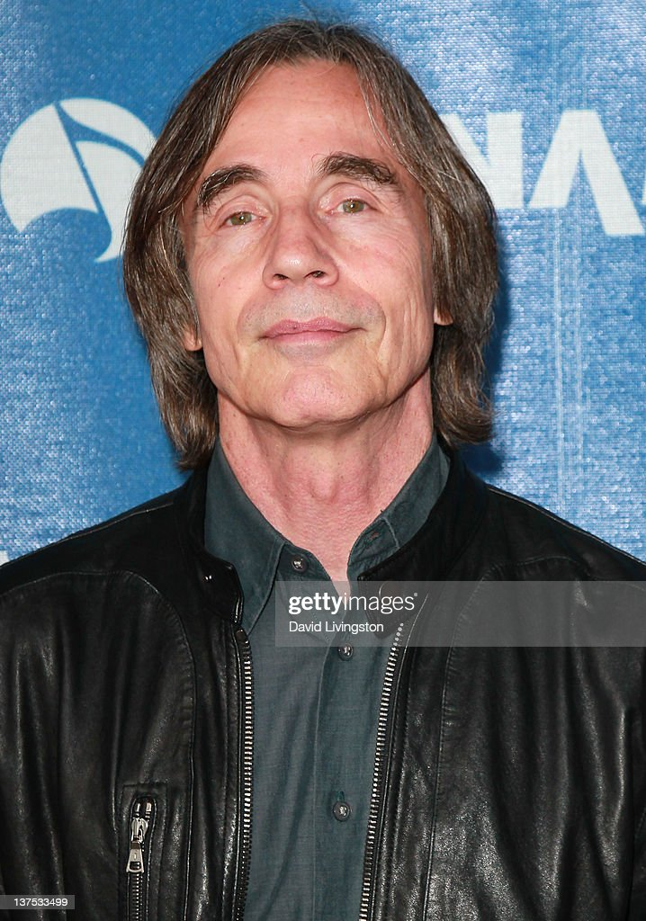 Recording artist Jackson Browne attends the 110th NAMM Show - Day 3 at the Anaheim Convention Center on January 21, 2012 in Anaheim, California.