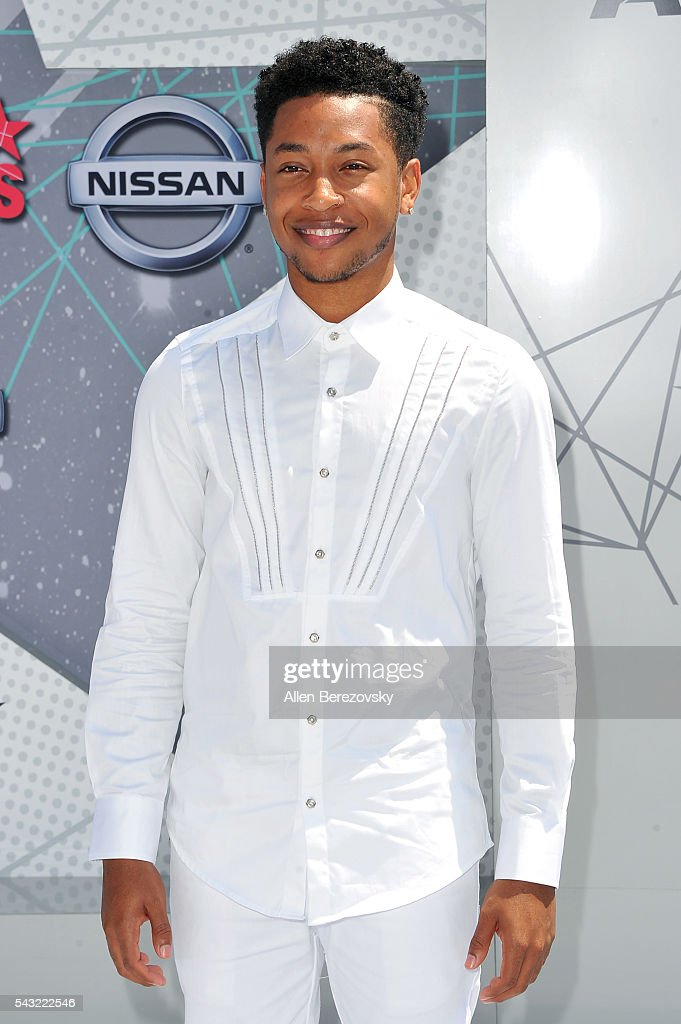Recording artist <a gi-track='captionPersonalityLinkClicked' href=/galleries/search?phrase=Jacob+Latimore&family=editorial&specificpeople=5410256 ng-click='$event.stopPropagation()'>Jacob Latimore</a> attends the 2016 BET Awards at Microsoft Theater on June 26, 2016 in Los Angeles, California.