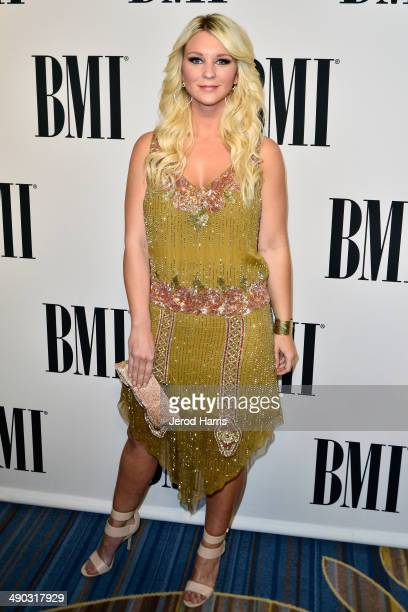 Recording artist Jaida Dreyer attends the 62nd Annual BMI Pop Awards at Regent Beverly Wilshire Hotel on May 13 2014 in Beverly Hills California