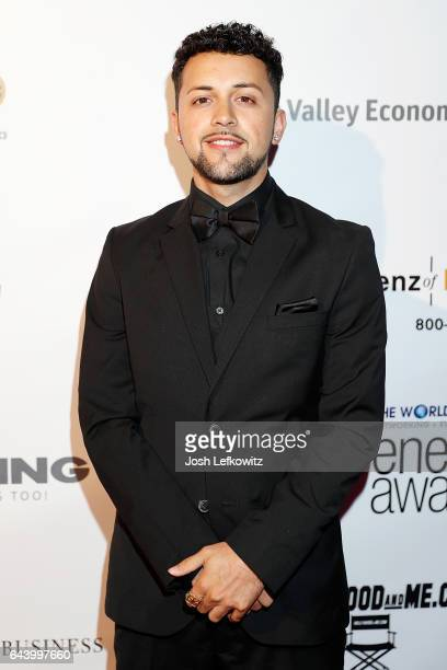Recording artist Jairo attends the 2017 Entrepreneur Awards at Allure Events And Catering on February 22 2017 in Van Nuys California