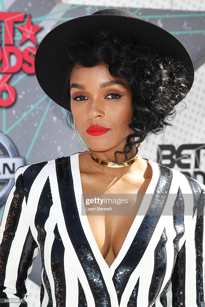 Recording artist <a gi-track='captionPersonalityLinkClicked' href=/galleries/search?phrase=Janelle+Monae&family=editorial&specificpeople=715847 ng-click='$event.stopPropagation()'>Janelle Monae</a> attends the Make A Wish VIP Experience at the 2016 BET Awards on June 26, 2016 in Los Angeles, California.