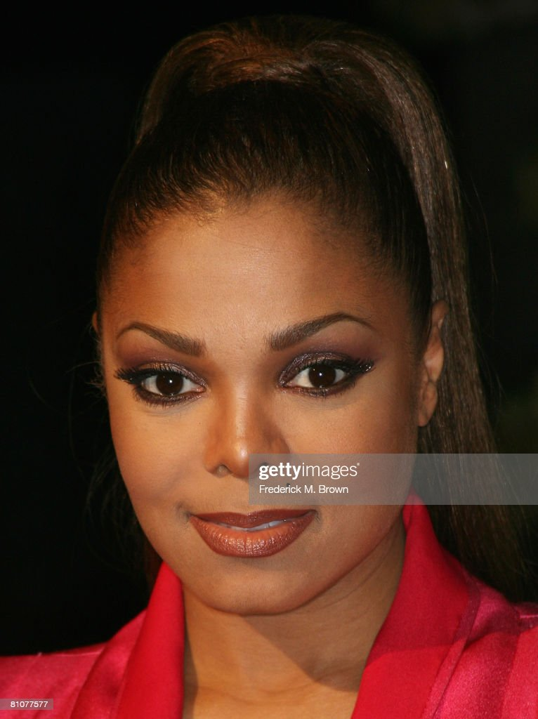 Recording artist Janet Jackson attends the launch of Alexander McQueen's Flagship Boutique on May 13, 2008 in Los Angeles, California.