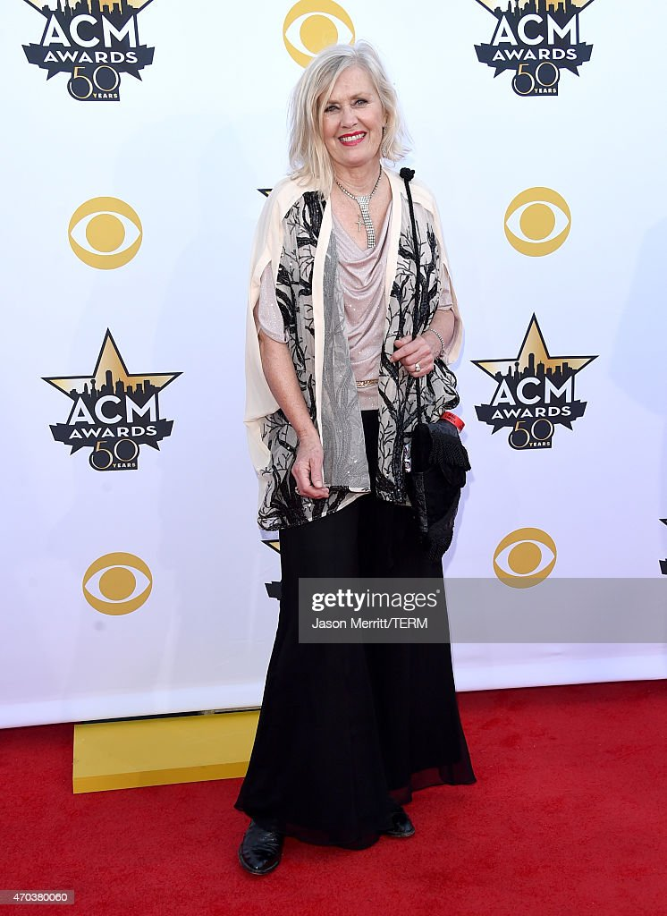 Recording artist Janie Fricke attends the 50th Academy of Country Music Awards at AT&T Stadium on April 19, 2015 in Arlington, Texas.