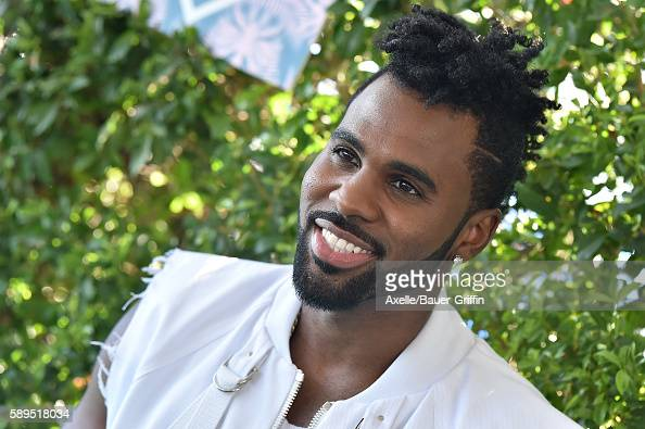 Recording artist Jason Derulo arrives at the Teen Choice Awards 2016 at The Forum on July 31 2016 in Inglewood California