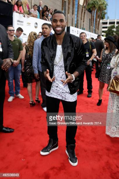 Recording artist Jason Derulo attends the 2014 Billboard Music Awards at the MGM Grand Garden Arena on May 18 2014 in Las Vegas Nevada