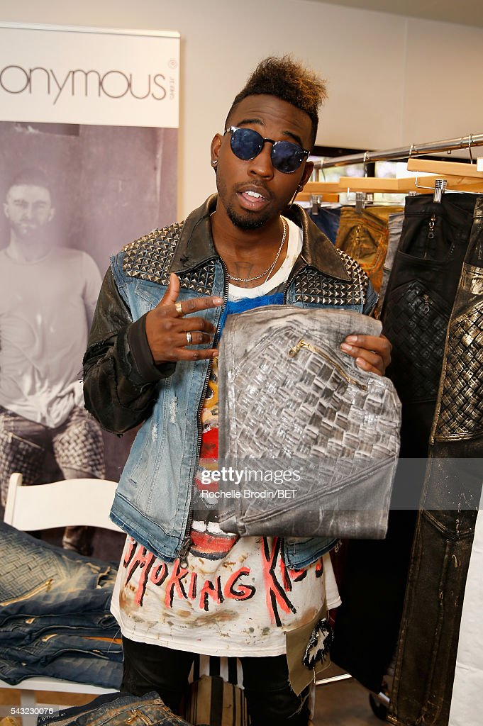 Recording artist Jay Watts attends the BETX gifting suite during the 2016 BET Experience on June 26, 2016 in Los Angeles, California.