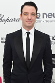 Recording artist JC Chasez attends the 23rd Annual Elton John AIDS Foundation Academy Awards Viewing Party on February 22 2015 in Los Angeles...