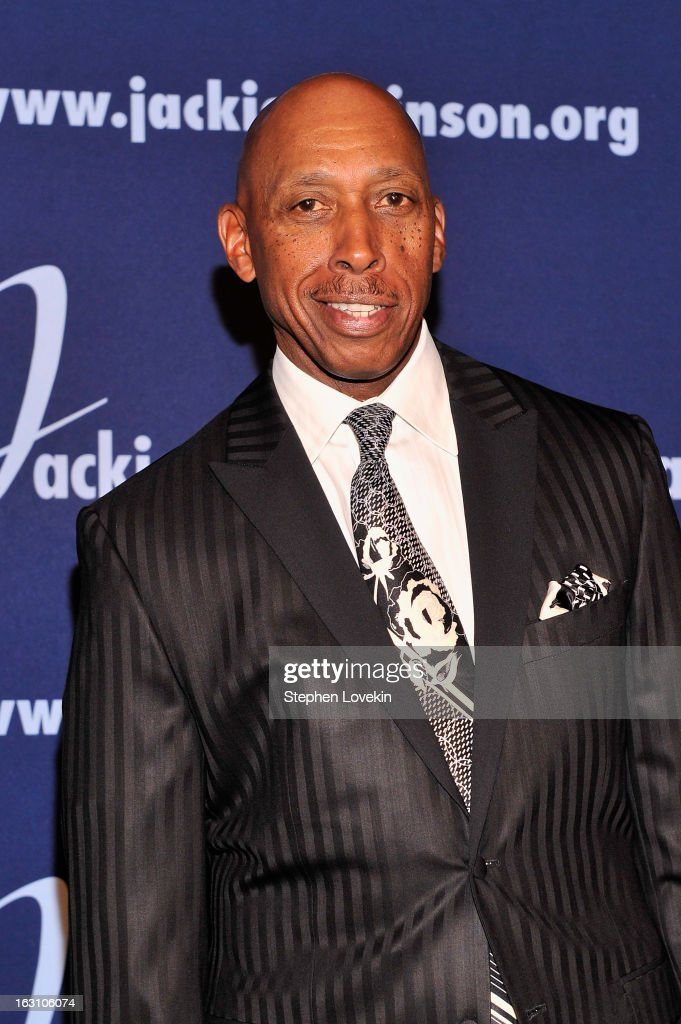 Recording artist Jeffrey Osborne attends the The Jackie Robinson Foundation Annual Awards' Dinner at the Waldorf Astoria Hotel on March 4, 2013 in New York City.