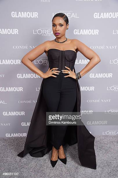 Recording artist Jennifer Hudson attends the 2015 Glamour Women Of The Year Awards at Carnegie Hall on November 9 2015 in New York City