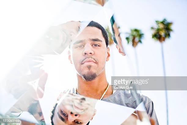Recording artist Jermaine Cole aka J Cole is photographed for Los Angeles Times on June 10 2013 in Beverly Hills California PUBLISHED IMAGE CREDIT...