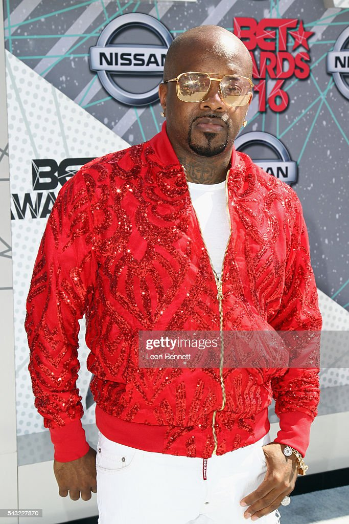 Recording artist <a gi-track='captionPersonalityLinkClicked' href=/galleries/search?phrase=Jermaine+Dupri&family=editorial&specificpeople=201712 ng-click='$event.stopPropagation()'>Jermaine Dupri</a> attends the Make A Wish VIP Experience at the 2016 BET Awards on June 26, 2016 in Los Angeles, California.