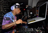 Recording artist Jermaine Dupri performs at the Official PreParty for the 2014 Billboard Music Awards sponsored by Citi at Hyde Bellagio on May 17...