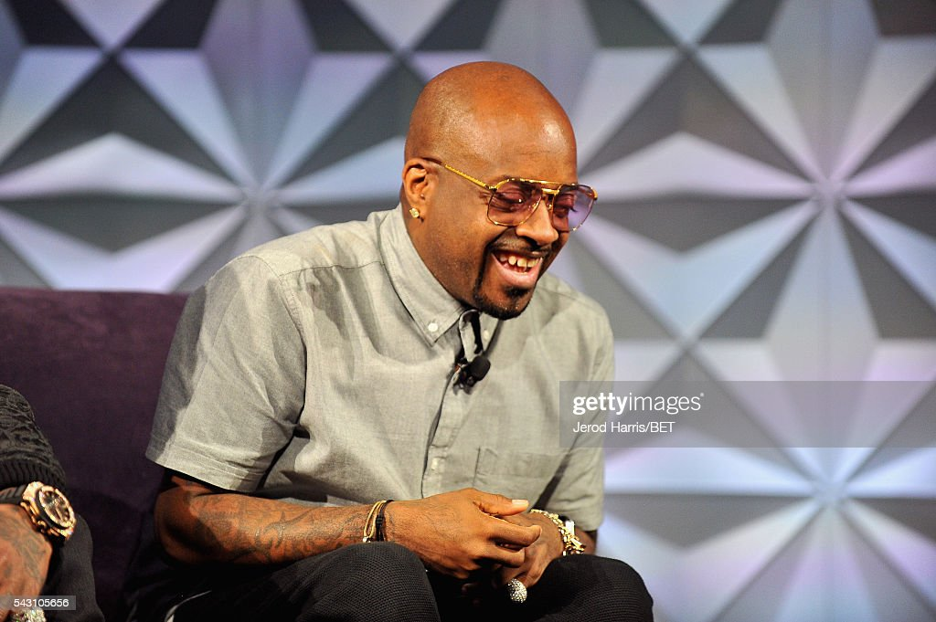 Recording artist Jermaine Dupri speaks during the Genius Talks sponsored by AT&T during the 2016 BET Experience on June 25, 2016 in Los Angeles, California.