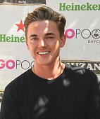 Jesse McCartney Performs At The Flamingo Go Pool In Las...