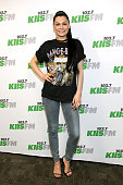 Recording artist Jessie J attends KIIS FM's Jingle Ball 2014 powered by LINE at Staples Center on December 5 2014 in Los Angeles California