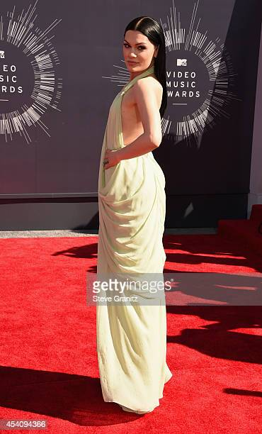 Recording artist Jessie J attends the 2014 MTV Video Music Awards at The Forum on August 24 2014 in Inglewood California