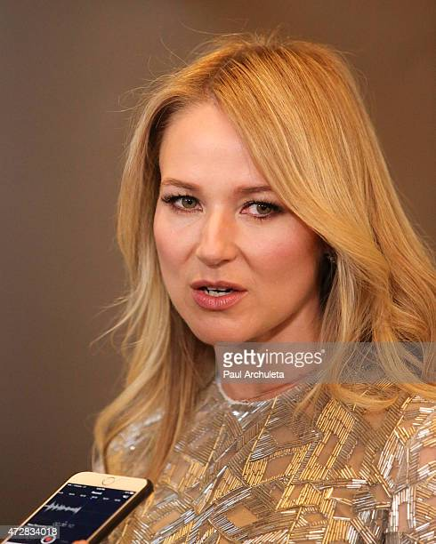 Recording Artist Jewel attends the Aviva family and Children's Services Center's 100th anniversary gala at The Four Seasons Hotel Los Angeles at...