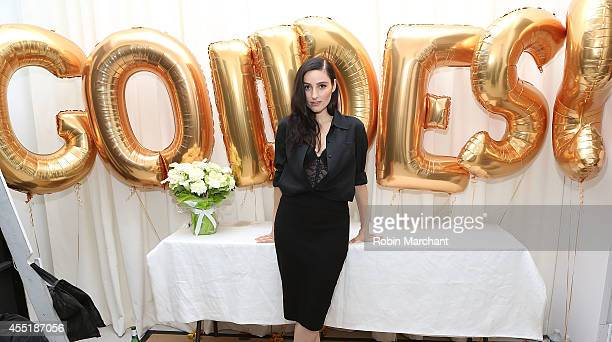 Recording artist Jillian Banks attends 31 Phillip Lim NYC Flagship Store Opening on September 9 2014 in New York City
