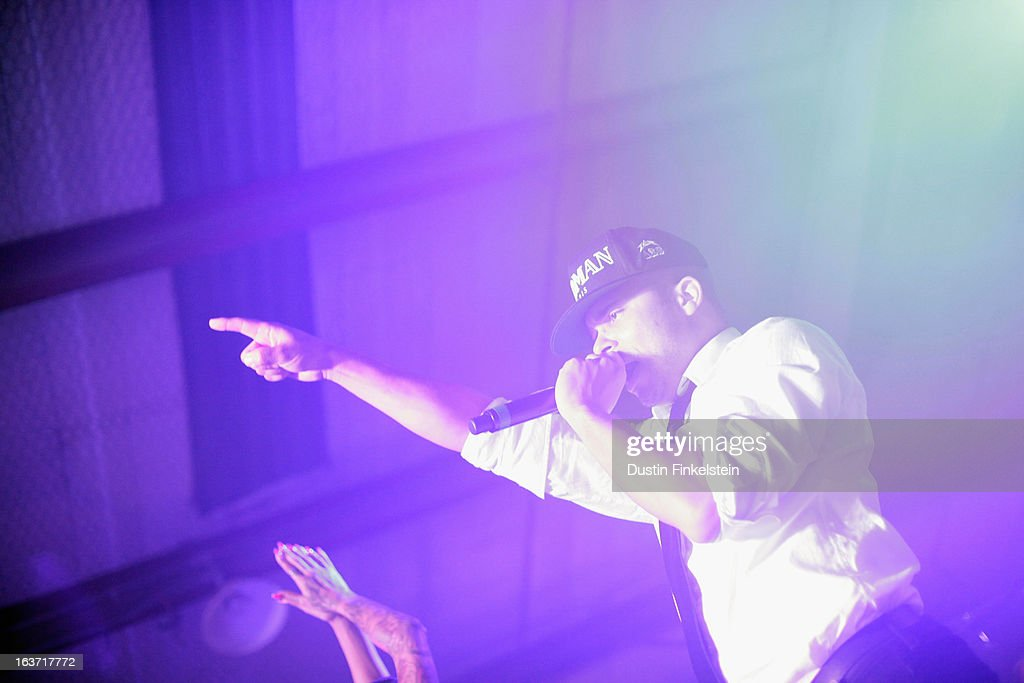 Recording artist Jillionaire of Major Lazer performs onstage at Lion Fest during the 2013 SXSW Music, Film + Interactive Festival at Viceland on March 14, 2013 in Austin, Texas.