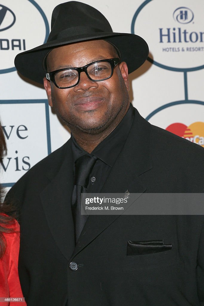 Recording artist Jimmy Jam attends the 56th annual GRAMMY Awards Pre-GRAMMY Gala and Salute to Industry Icons honoring Lucian Grainge at The Beverly Hilton on January 25, 2014 in Beverly Hills, California.