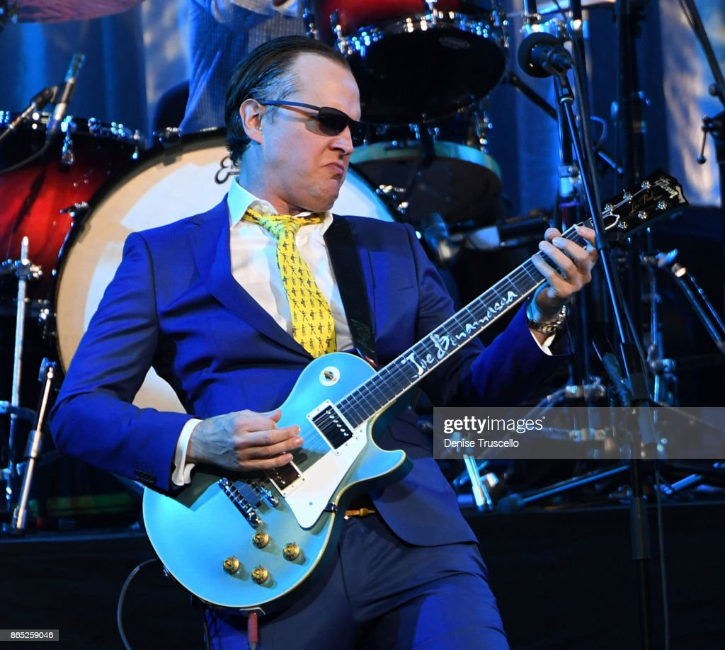 Joe Bonamassa In Concert At The Colosseum At Caesars Palace