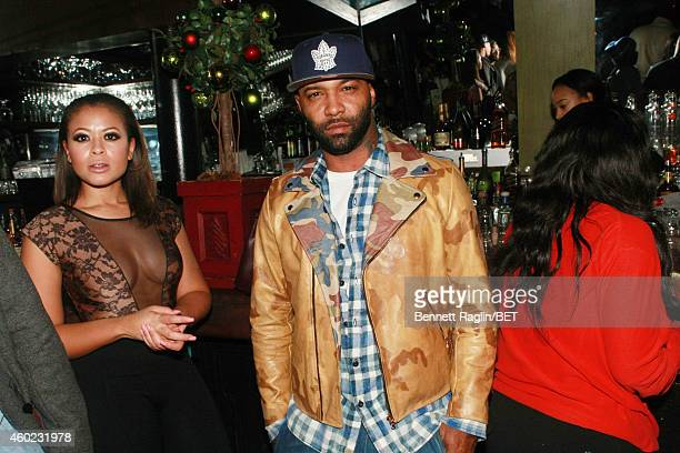 Recording artist Joe Budden performs during the BET Music Matters December Showcase on December 9 2014 in New York City