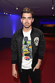 Recording artist Joe Jonas attends the Vanity Fair Super Bowl Party hosted by Graydon Carter Jon Bon Jovi Honors Super Bowl 50 Host Committee 50 Fund...