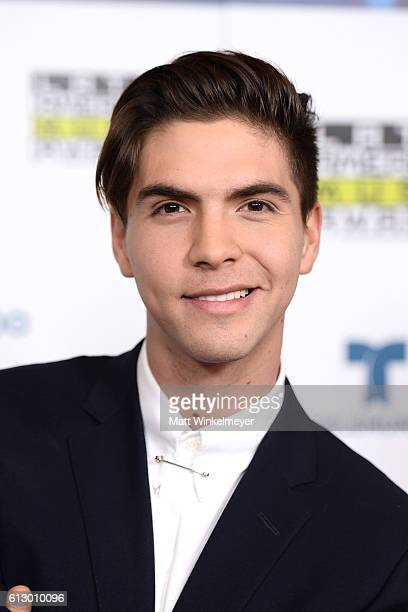Recording artist Johann Vera attends the 2016 Latin American Music Awards at Dolby Theatre on October 6 2016 in Hollywood California